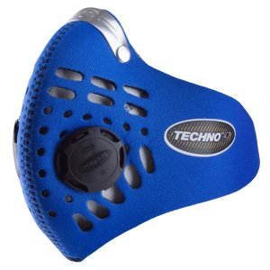 Maska antysmowa Respro TECHNO MASK Blue
