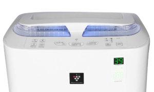 Sharp KC-A50EUW panel