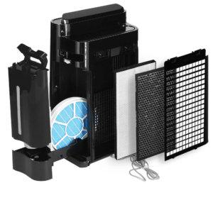 Sharp KC-D40EUB filtry