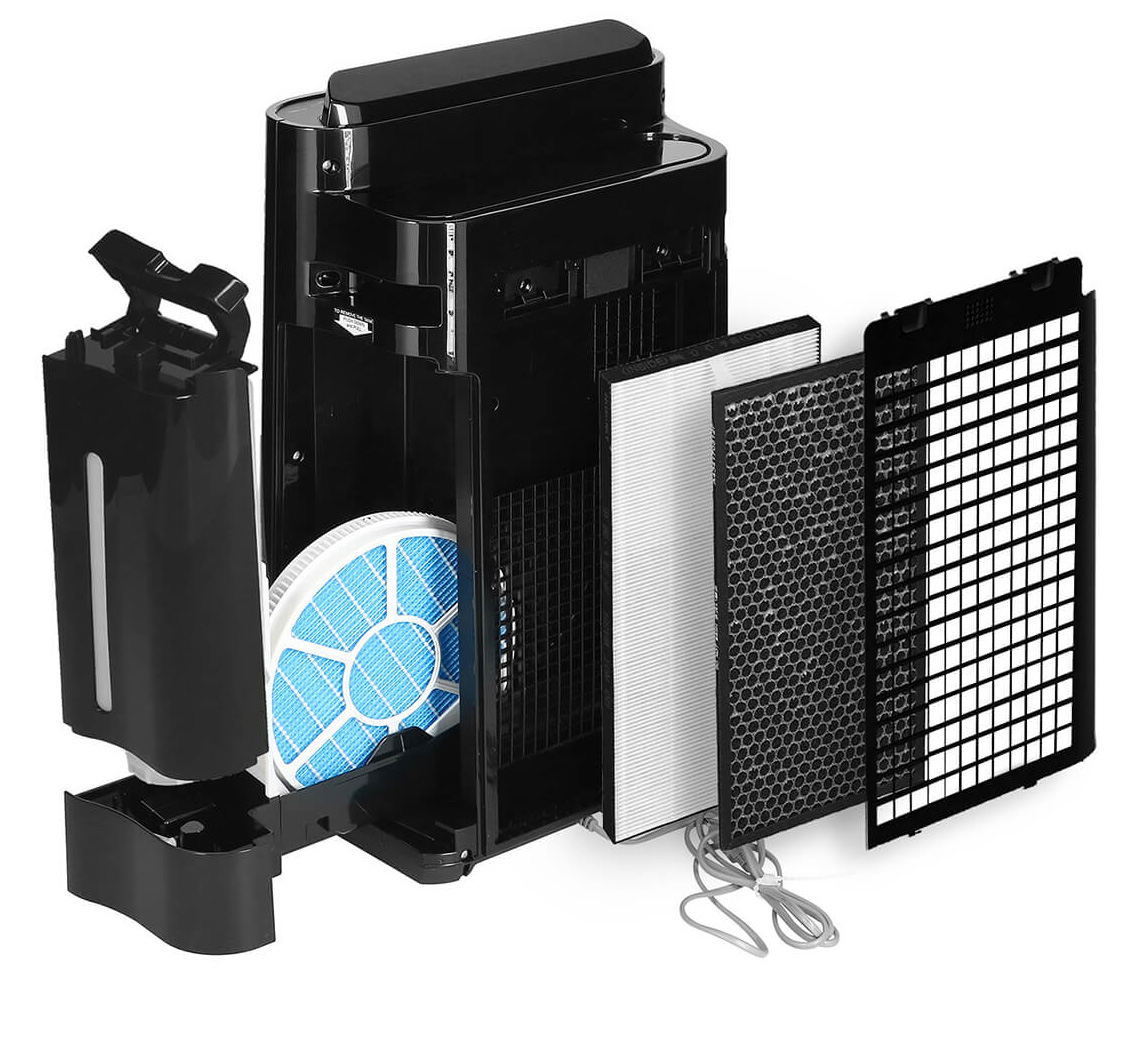 Sharp KC-D40EUB filtry ocvzyszczacza