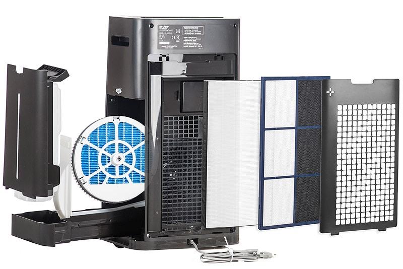 KC-G50EUH filtry oczyszczacza powietrza