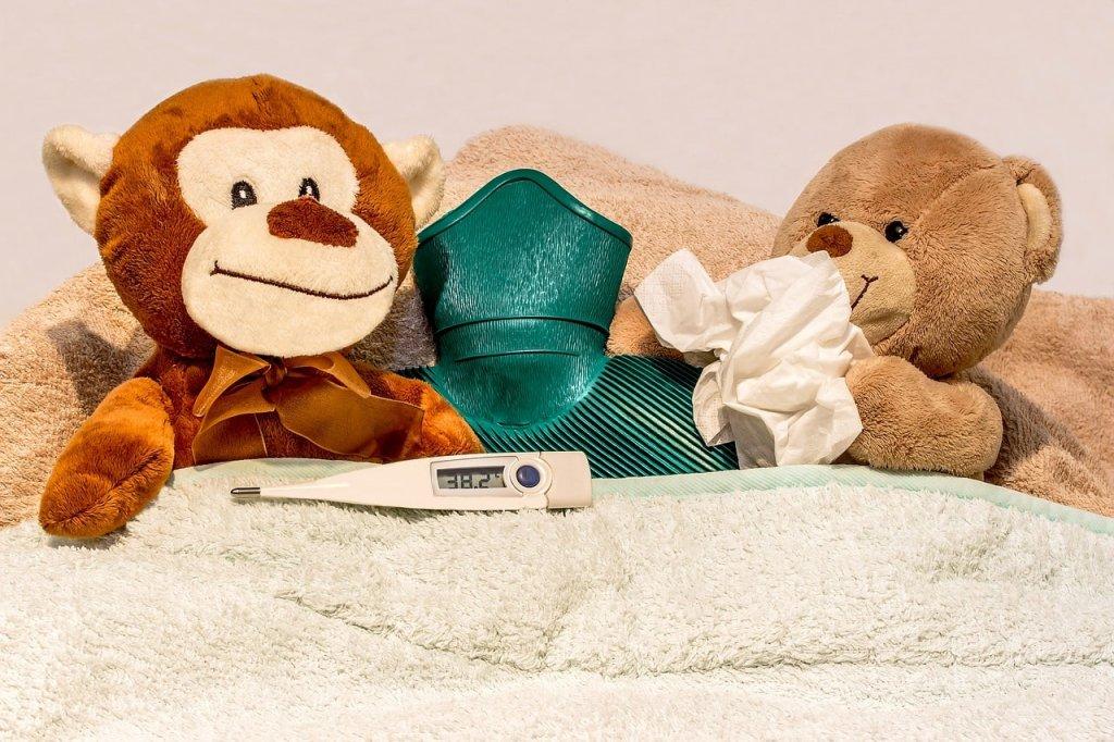 Alergie wziewne u dzieci – jak powstają? Jak im zapobiegać?