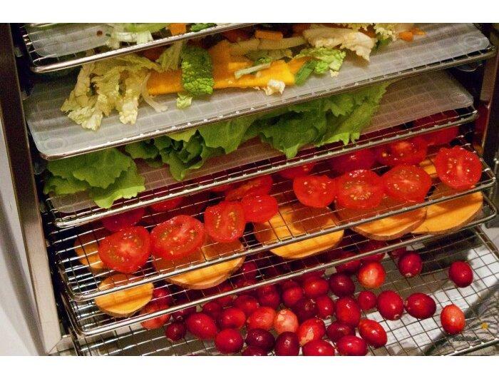 dehydrator-wartmann Suszarka do warzyw i owoców