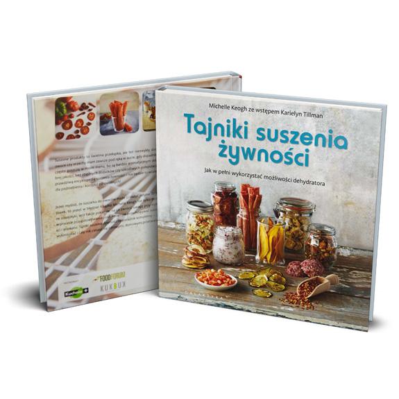 Książka Tajniki suszenia żywności